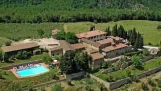 21 Bedroom Villa With Pool and Tennis Court nearby San Gimignano - Quercia Al Poggio
