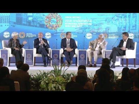 Global Trade conference: Plenary Session