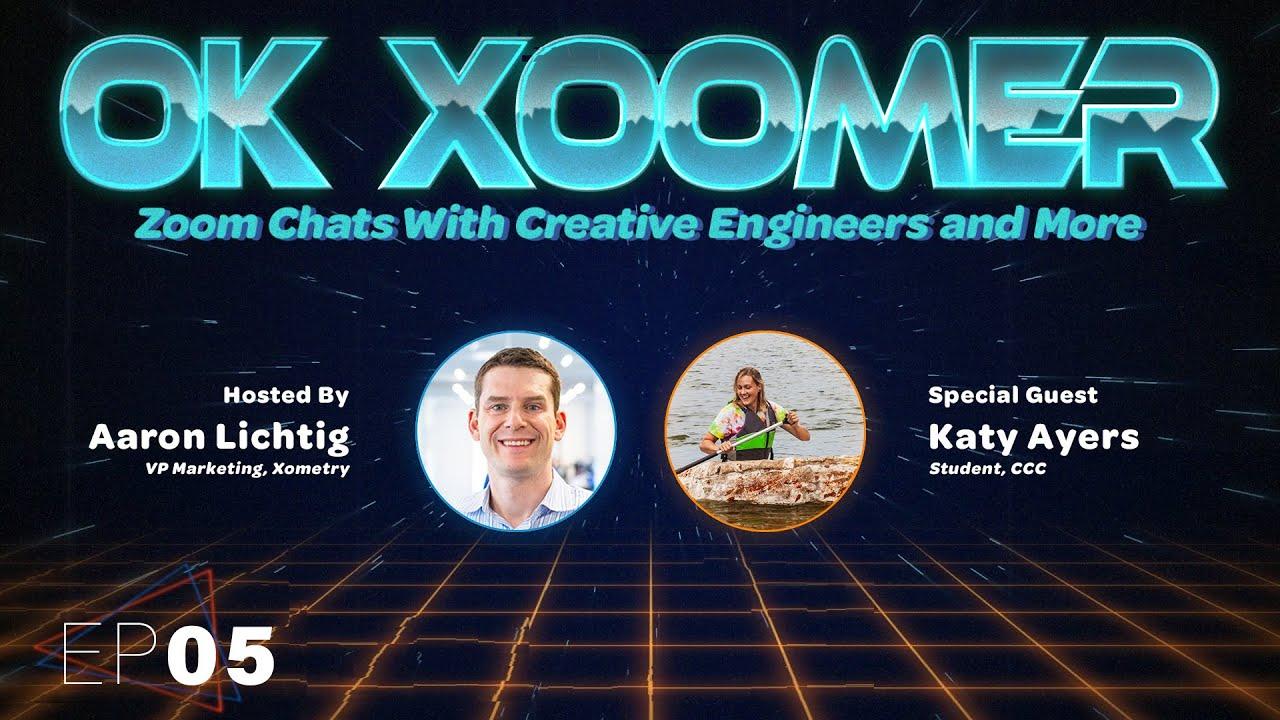Ok Xoomer EP05 | Katy Ayers | Mushroom Canoes and the Many Uses of Mycelia