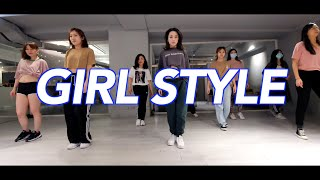 20200423 girl style choreography by Ashley/Jimmy dance studio