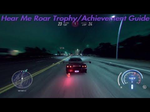 NFS Heat: Hear Me Roar Trophy/Achievement Guide