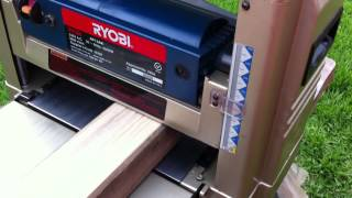 Ryobi Ap13ak Thicknesser Planer For Sale