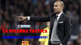 FIFA 16 - LA PIZARRA TÁCTICA - GUARDIOLA Y EL FALSO 9!