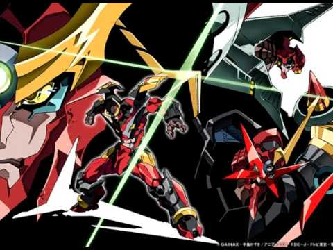 Gurren Lagann OST Is it Ok if We get Fired Up? (CLIMAX) EXTENDED