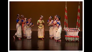 A Mohiniyattam Dance Ballet Production - Ghanashyam