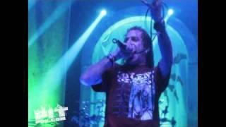 LAMB OF GOD • Laid To Rest • No Fear Tour • Dallas, Texas • 2009 • PIT POV HD
