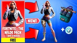 *NEW* FORTNITE STARTER PACK REWARDS! (New Starter Pack)