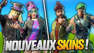 FORTNITE 5.4 SKIN PROCHAINS PRICE and PRESENTATION! (Fortnite Battle Royale)