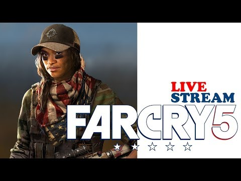 FAR CRY 5 #13 - EVERYTHING WILL BE ALRIGHT... *FIM*