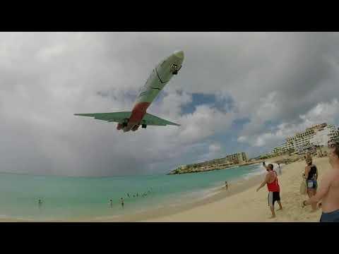 St Maarten January 2018
