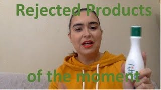 REJECTED PRODUCTS - September 18