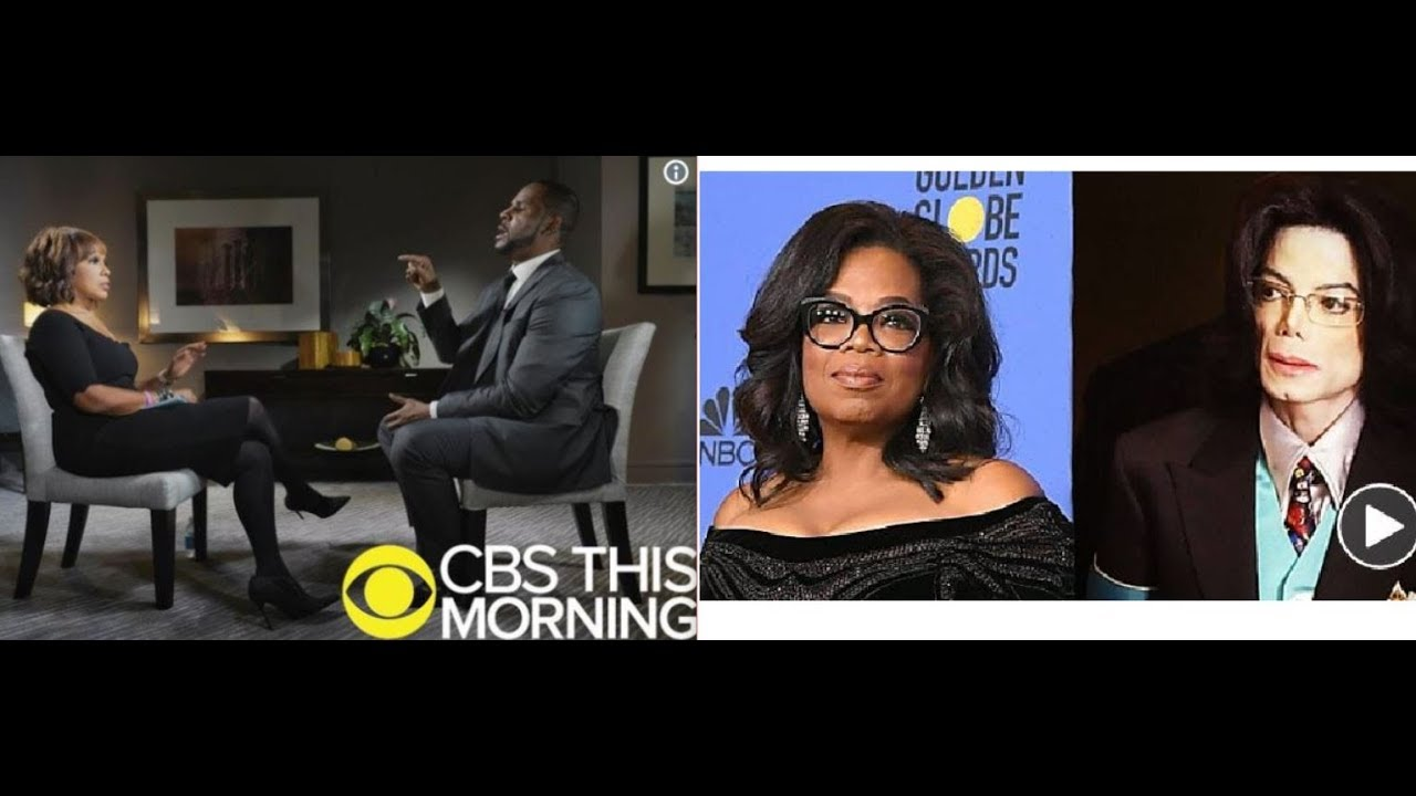 FIRST OPRAH NOW GAYLE KING EXCLUSIVE R KELLY INTERVIEW