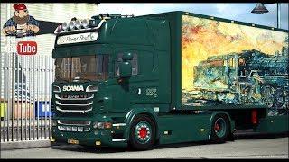 [ETS2 v1.30] Scania R620 DQF Flower Shuttle