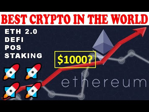 Ethereum to $1000 in 2020? – ETH 2.0, DeFi, Staking, Medalla, Proof of Stake, Price Prediction
