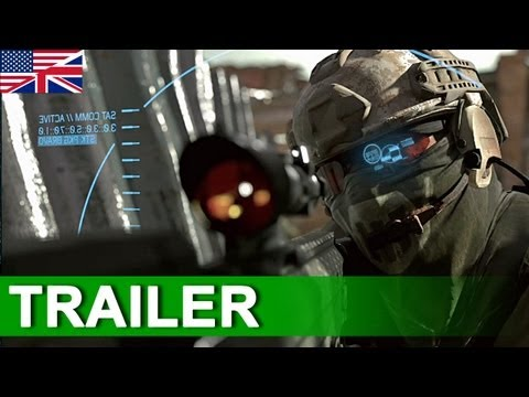 Ghost Recon: Future Soldier - E3 2011: Camo Up Trailer   OFFICIAL   HD