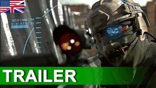 Ghost Recon: Future Soldier - E3 2011: Camo Up Trailer | OFFICIAL | HD