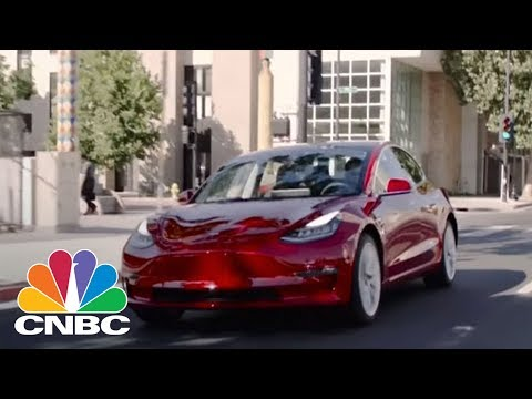 Thumbnail: Tesla Faces Pressure To Hit Model 3 Production Numbers | CNBC