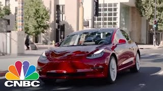 Tesla Faces Pressure To Hit Model 3 Production Numbers | CNBC