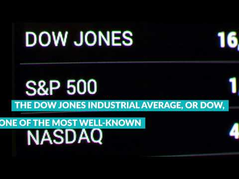 The Dow Jones -- The Stocks And How The Index Stacks Up To The S&P 500