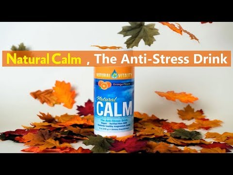 Natural Calm, The Anti Stress Drink