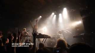 65 days of static - Sleep Makes Waves live @ Nouveau Casino - París - 16.10.13