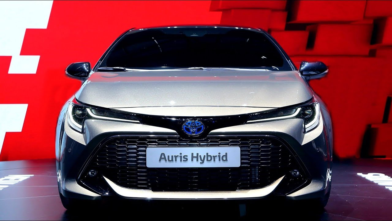 2020 Toyota Auris Concept and Review