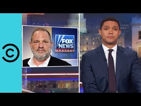 Download Youtube: NBC News Covered For Harvey Weinstein For Almost A YEAR? | The Daily Show