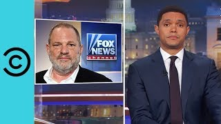 NBC News Covered For Harvey Weinstein For Almost A YEAR | The Daily Show
