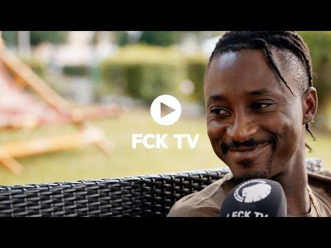 Se det første interview med N'Doye: Det føles som at komme hjem