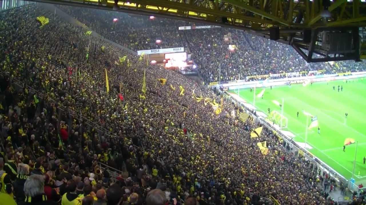 Borussia Dortmund vs Kaiserslautern