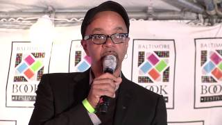 Baltimore Book Festival: James McBride