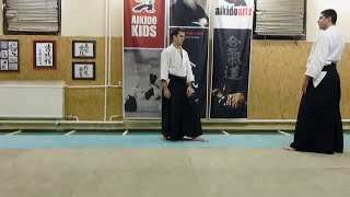 tsuki kotegaeshi [TUTORIAL] Aikido basic technique