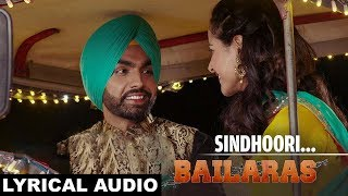 Download Sindhoori (Lyrical Audio) Ammy Virk   | Latest Punjabi Songs 2017 | White Hill Music MP3 song and Music Video