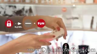 видео Пульсатор нежно-розовый Bi Stronic Fusion от Fun Factory