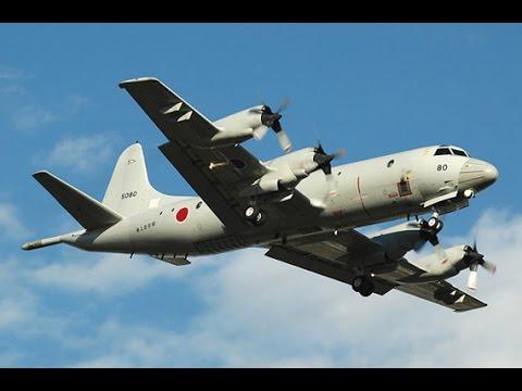 日菲密集军演 P-3C来南海