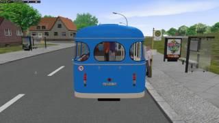 Omsi.Карта Grundorf маршрут номер 76.Автобус Паз 672(https://vk.com/id301710542 Моя страница в Вк https://vk.com/club137702314 Группа в Вк., 2017-03-01T16:37:38.000Z)