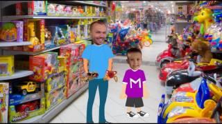 Мисс Кэти и Мистер Макс Ограбление Кати и МАкса Новая серия 2016 мультик для детей Mister Max