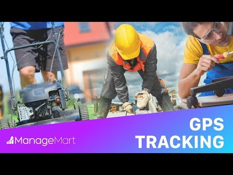 GPS Tracking | Managemart - How it works ?