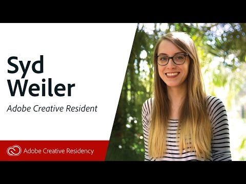 Syd Weiler - Adobe Creative Resident - Live on Twitch.tv/adobe