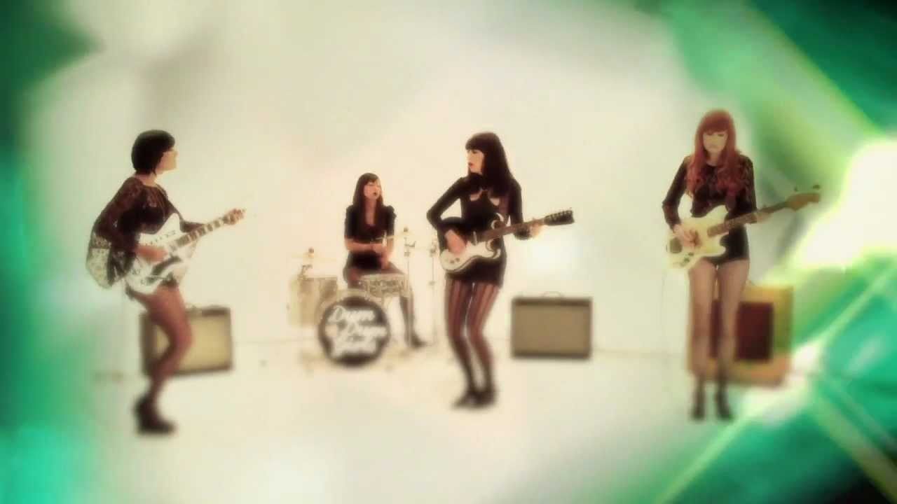 dum dum girls - bedroom eyes [official video] - youtube