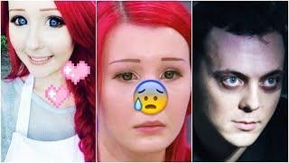 Le arruinaron la nariz y luego la amenazaron ºnº  ❤ Anita
