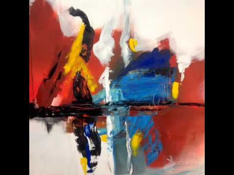 Elizabeth Ariano Abstract Art