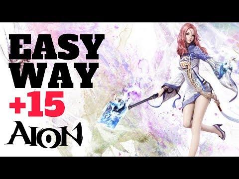 Aion 7.2 Enchanting - EASY WAY +15 (Aion MMORPG)