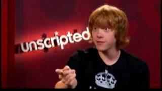 Moviefone Unscripted (Dan, Rupert, Emma)
