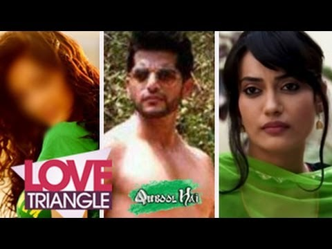 NEW ENTRY & LOVE TRIANGLE in Aahil & Sanam's Life in Qubool Hai 20th June 2014 FULL EPISODE HD