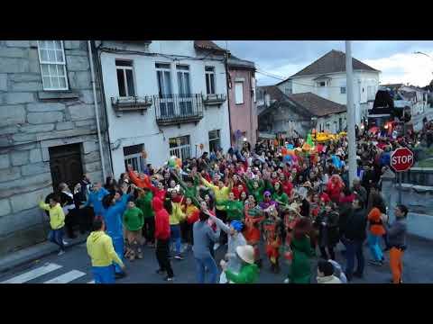 Canas de Senhorim 2019 carnaval paço