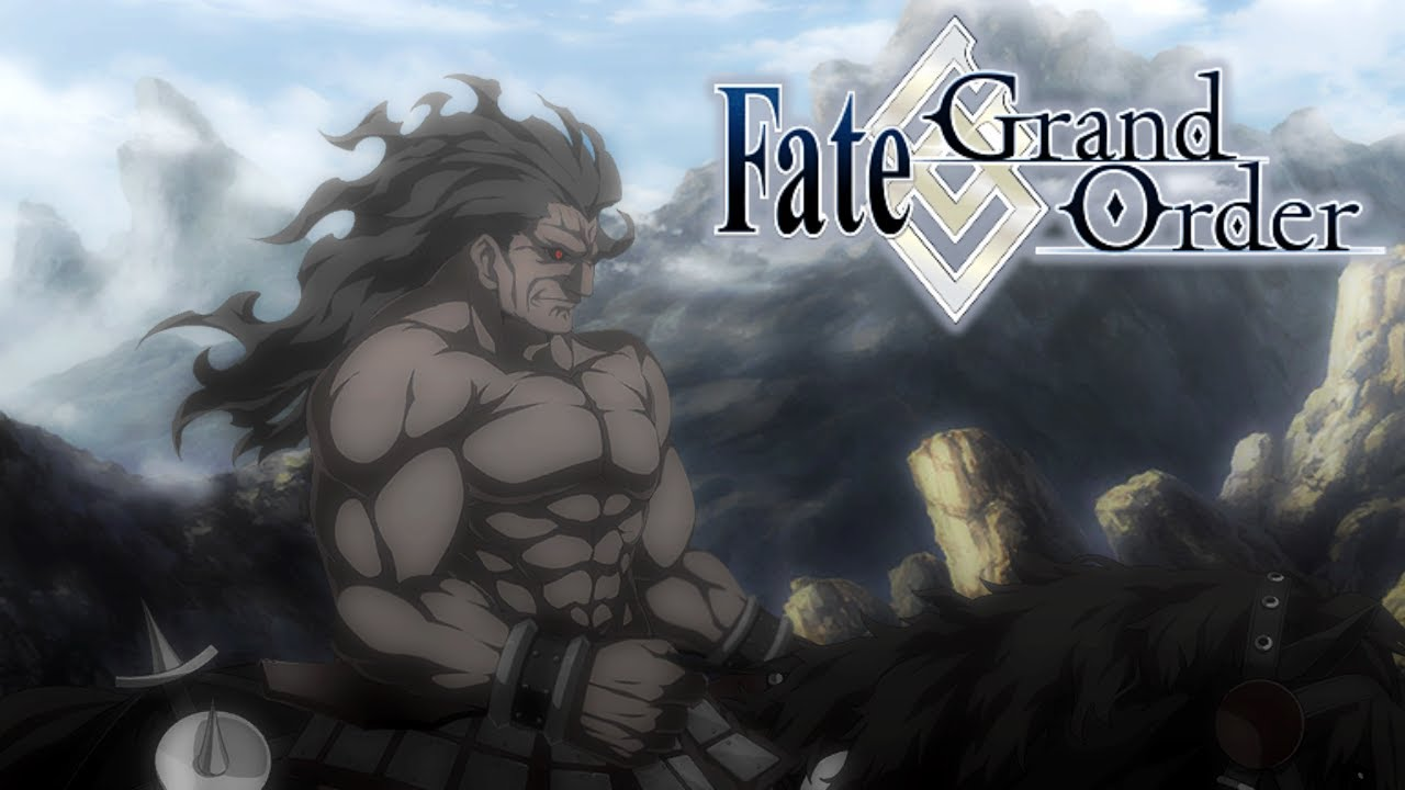 Fate Grand Order Zeus Speaks To Heracles Youtube