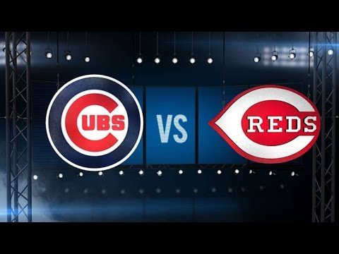 93015: Jackson, Castro pace Cubs in rout of Reds