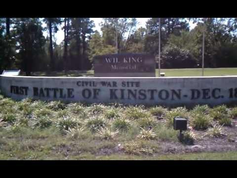 The Battle of Kinston North Carolina Battlefield Tour