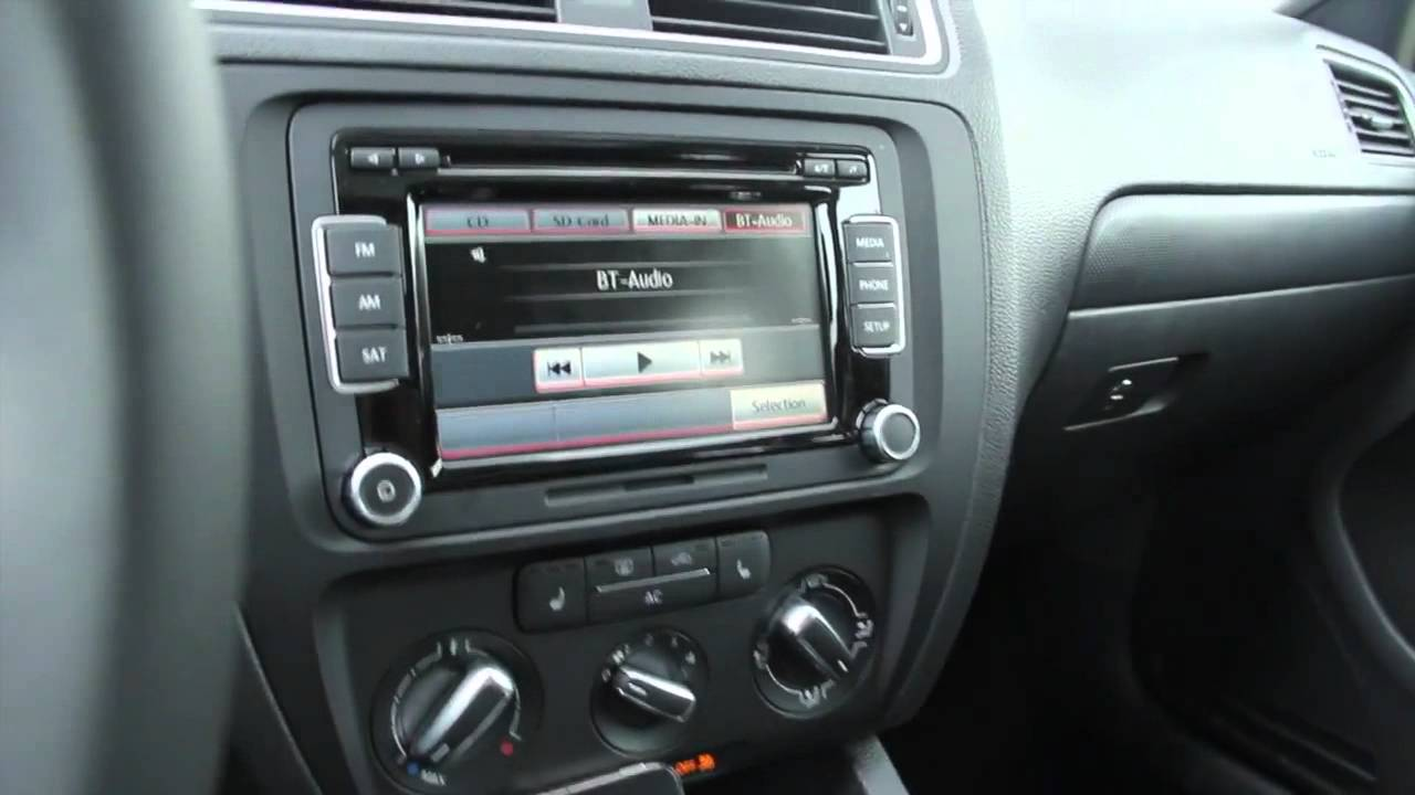 Control music apps from your 2012 VW radio ( spotify, pandora, iheartradio)  YouTube